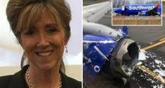 زن خلبانی که در آمریکا به یک قهرمان تبدیل شد!