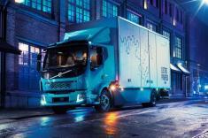 اولین کامیون تمام برقی شرکت ولوو رونمایی شد