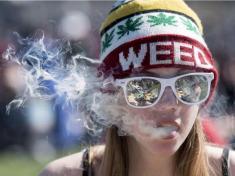 تصاویر جشن جهانی ماریجوانا را تماشا کنید!
