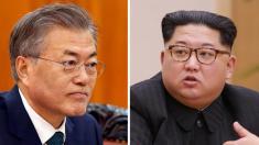 دیدار تاریخی رهبران دو کره / رهبر کره شمالی با غذای خوشمزه سوئیسی پذیرایی می شود