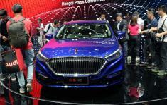 سدان لوکس هونکی H5 مدل 2018 رونمایی شد