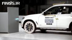 تست تصادف شاسی بلند بی ام و ایکس 3 مدل 2018 را تماشا کنید