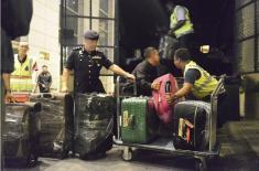 کشف کیف های پر از پول و اجناس گران قیمت، از خانه نخست وزیر سابق مالزی