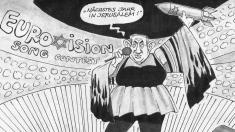 انتشار کاریکاتور نتانیاهو در آلمان جنجال به پا کرد