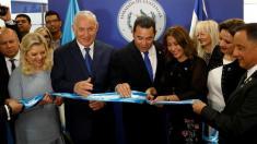 در میان موجی از انتقادات، سفارت پاراگوئه در بیتالمقدس افتتاح شد