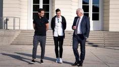 جنجال ها بر اثر انتشار تصاویر دو بازیکن معروف تیم ملی فوتبال آلمان ادامه دارد