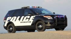 تعقیب و گریز پلیس آمریکا با  دزد شاسی بلند!