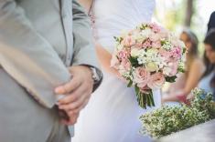 شوخی عروس تُرک، کل مراسم عروسی را بهم زد