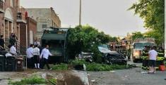 ویدیو / راننده مست کامیون در نیویورک فاجعه به بار آورد (قسمت دوم)