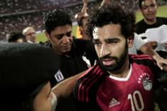 آمادگی ستاره تیم ملی فوتبال مصر (محمد صلاح) برای حضور در جام جهانی روسیه