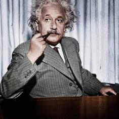 سفرنامه جنجالی آلبرت اینشتین منتشر شد / اینشتین از چینی ها متنفر بود؟