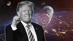 دونالد ترامپ، دستور راه اندازی ارتش فضایی را صادر کرد!