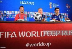 صحبت های کارلوس کیروش قبل بازی با اسپانیا / ما چیزی برای از دست دادن نداریم!