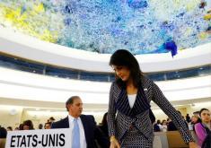 آمریکا در اقدامی بی سابقه از شورای حقوق بشر سازمان ملل خارج شد