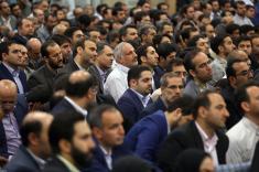 رهبر انقلاب با اجرایی شدن لایحه جنجالیFATF در ایران مخالفت کرد