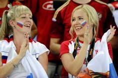 تحقیر زنان روس در جام جهانی 2018 / تشویق زنان روس به حامله شدن از فوتبالیست های خارجی!