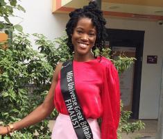 یک دختر سیاهپوست برای اولین بار بعنوان ملکه زیبایی بریتانیا انتخاب شد