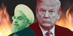 اولین واکنش ترامپ به آغاز دور جدید تحریم های شدید علیه ایران