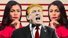 انتشار صحبت های ضبط شده ترامپ درباره یک زن جنجالی شد