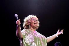 ملکه موسیقی سول در 76 سالگی درگذشت
