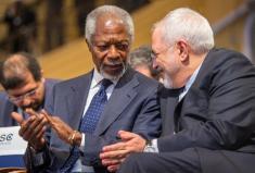 کوفی عنان (دبیر کل سابق سازمان ملل)، در 80 سالگی درگذشت